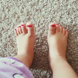 Is It Safe To Paint Your Toddler's Nails?